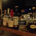 アズマニア - カクテル・ワイン・焼酎・ウイスキーなど各種、お酒を揃えております