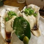 なぶら - 牡蠣