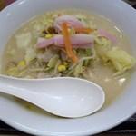 17468919 - 長崎ちゃんぽん(麺1.5倍)