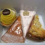 シャトレーゼ - ショートケーキ