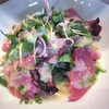 メルカート - 料理写真:大間産本マグロのサラダ