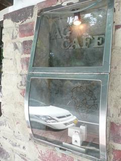 AGカフェ - AGカフェのシンボルライト