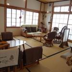 パティスリーカカオ10g - 和室のカフェスペース