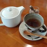 パティスリーカカオ10g - セットの紅茶(\400)