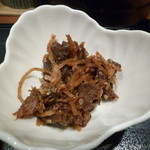 17471335 - 牛肉のしぐれ煮