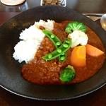 プリムローズ - カレーセット ¥1890 メイン