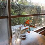 ウナ・カメラ・リーベラ - 窓からの景色