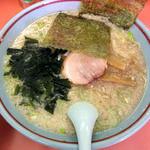 ラーメンショップ - ラーメン(アブラ多め)ミニネギ丼 2013年2月