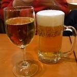 生パスタバカの店 赤坂パストディオ - ワインとビール