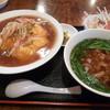 敦煌 - 料理写真:天津飯ランチ