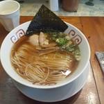 中華そば 麺や食堂 本店 - 味玉そば