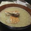 ごん助 - 料理写真:ワタリガニの味噌汁