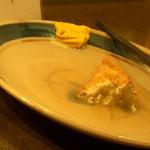 17479558 - 厚揚げ。撮影前に食べちゃった!