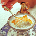 銀座 飛雁閣 - 究極のチャイナスイーツ<the king of chinese dessert>燕の巣