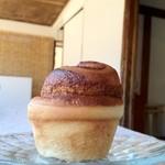 パン ド ムシャムシャ&コーヒー - シナモンロール