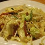 びすとろ海畑 - 豆腐チャンプルー