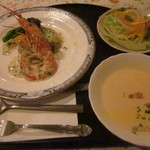 ビストロ やまもと - 料理写真:サービスランチ・ディナー
