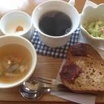 スープカフェひなたぼっこ - (2013.2.23)