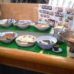 清水寿司店 - 美味しいお惣菜達