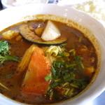 プラスワン - 海の恵みスープカレー