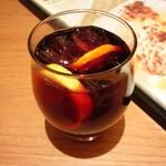 ラ・パウザ 南大沢店 - サングリア グラス