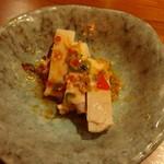 17485902 - 鶏肉の四川辛み山椒風味