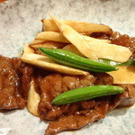 17485921 - 蠔油牛肉