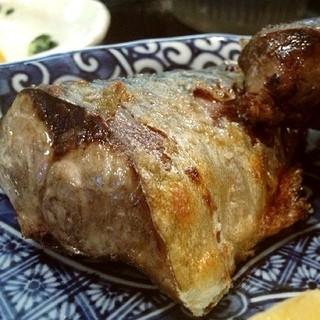 炭火魚 旬彩料理 坂本 - ランチ定食 さば
