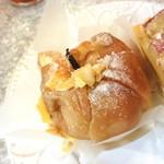 17486388 - 焼きリンゴチーズケーキ