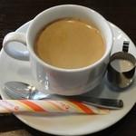 桜里 - コーヒーも美味しかったですよ