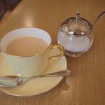 Caffe' Lumino - ドリンク写真:カフェオレ