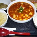 縁むすび - 麻婆豆腐定食