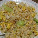 萬盛園 - レタス炒飯