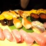六本木 福鮨 - 夜のおまかせ握り