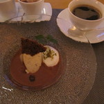 17488843 - 夕食~7000円のコースのデザート