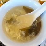 岩香屋 - 中華スープ