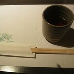 とんかつ食房 厚○ - お茶と箸