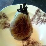 カフェ ドゥ ジャルダン - 王様のモンブラン