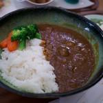 カフェ トコトコ - 料理写真:ビーフカレー