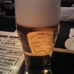 なかむら - 生ビール