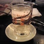 なかむら - 日本酒
