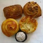 カフェベーカリー - 購入パン