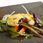 ジュノー - 旬のシーフードと旬のお野菜