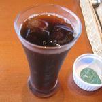 檪の丘 - アイスコーヒー