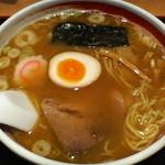 ラーメン 赤とんぼ - ラーメン¥600