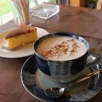 樹林 - コーヒーと手作りチーズケーキのセット