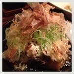 sumiyakigochisouyabanchoushouten - 豆腐ステーキ