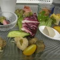 BITTO - ランチの前菜盛り合わせ 季節によって内容が変わります