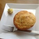 mum's cafe - イチゴジャムのマフィン