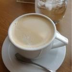 mum's cafe - ホットコーヒー  350円